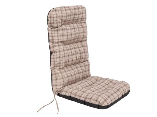 Duża Poduszka Na Fotel Leżak Lub Krzesło Ogrodowe