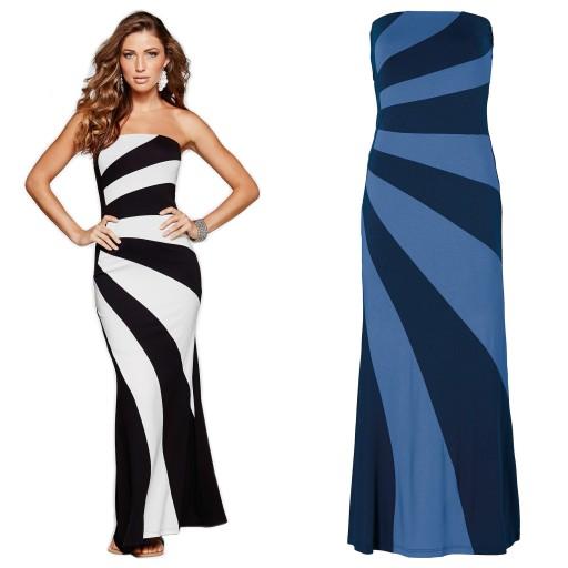 caa5fb945c U263 WYPRZED sexi SUKNIA sukienka WIECZOROWA 36 38 7542706675 - Allegro.pl