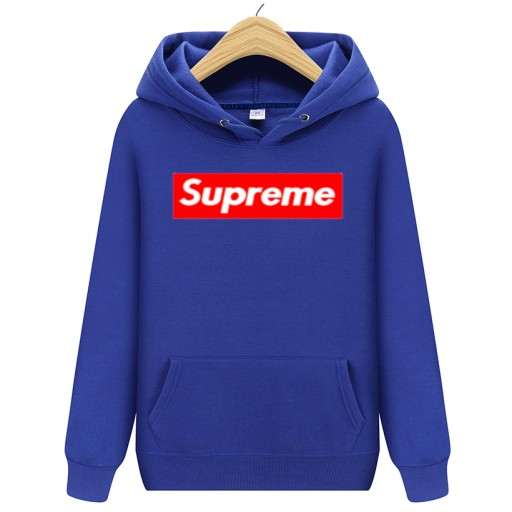 Bluza Supreme Z Kapturem 12 14 Lat 152 Cm 7622138255 Allegro Pl