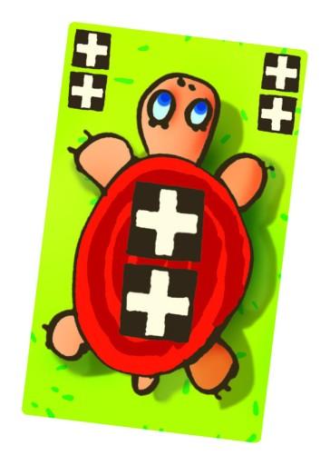 Gra Pędzące żółwie EGMONT + gratis WARSZAWA