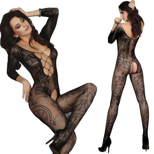 9f8f51f04b39ec Seksowna bielizna Sexy Body BODYSTOCKING XL/XXL LC 6774345255 ...