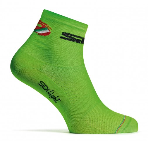 Skarpetki Kolarskie SIDI Color zielone 40-43