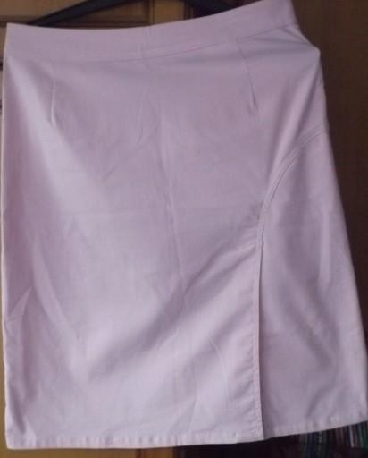 Spódnica różowa