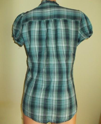 Bluzka koszula w kratkę Warehouse ( 38 / 40 )