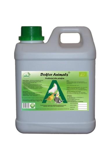 Doktor Animals Probiotyk Dla Golebi 2l Odpornosc 7502770896 Allegro Pl