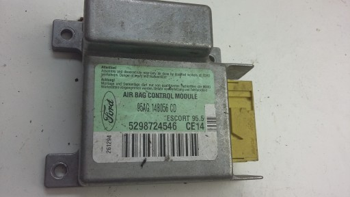 SENSOR NOSAČ / AIRBAG FORD ESCORT 95AG14B056CD