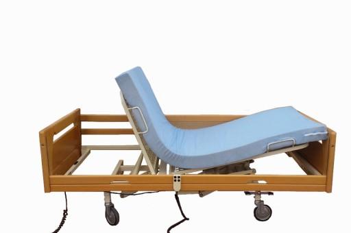 łóżko Rehabilitacyjne Elektryczne Materac Szczec