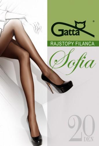 Rajstopy Gatta Sofia 20 den 2 / S Kolory