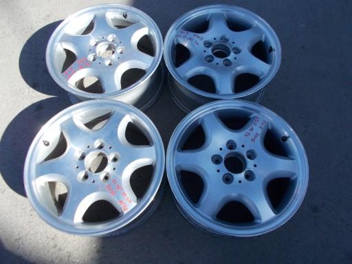 Mercedes Slk W202 124 Felgi Aluminiowe Oryginal 16 7294709733