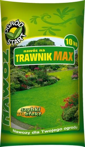 Ogrod Start Nawoz Do Trawy Trawnika Max 10kg 7229076338 Allegro Pl