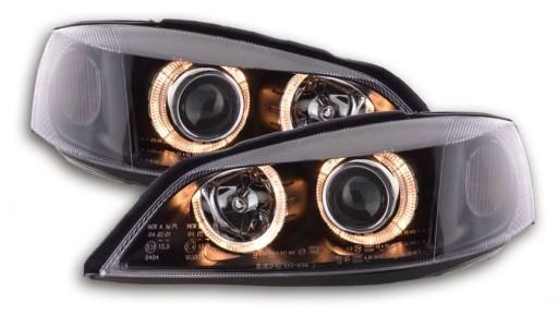 Opel Astra G Ii Lampy Reflektory Soczewki