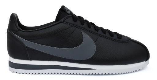 sprzedawca hurtowy przedstawianie super promocje Nike Classic Cortez Leather 749571-011 r. 43 W-wa