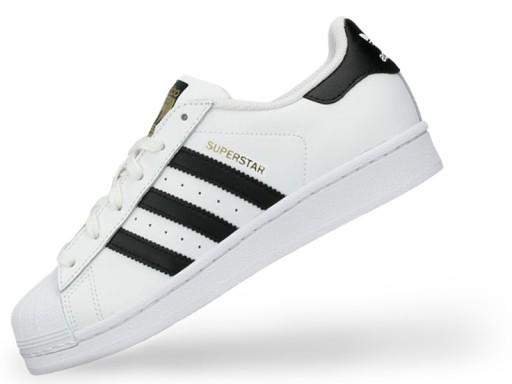 Adidas SUPERSTAR C77154 biały czarny # 35,5 # NEW