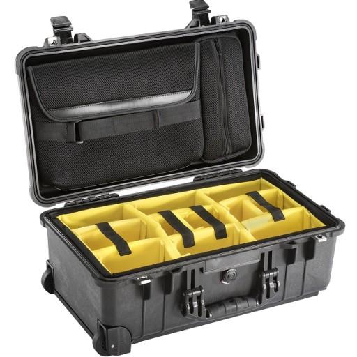 37603317d277c5 Peli 1510SC walizka fotograficzna na aparaty 7189711143 - Allegro.pl