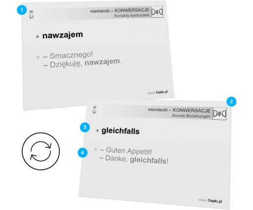 КАРТОЧКИ - немецкий - Разговорный (A2-B2)