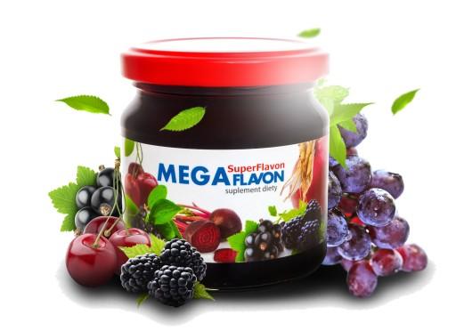 MEGA FLAVON Oryginalny Naturalny na Odporność