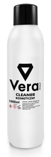 VERA Odtłuszczacz Cleaner Kosmetyczny MEGA 1000ml