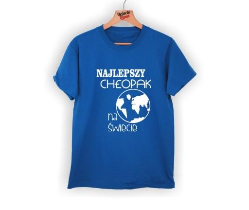 c502e5533baa koszulka z nadrukiem dzień chłopaka faceta PREZENT 7548448354 - Allegro.pl  - Więcej niż aukcje.