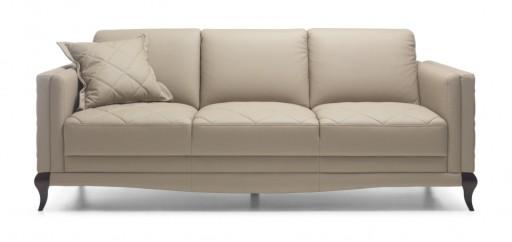 Sofa 3 Laviano Skóra Bydgoskie Meble Beżowa 7525463045 Allegropl