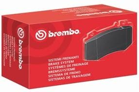 BREMBO KLOCKI T INFINITI M30D M35H M37 Q60 Q70