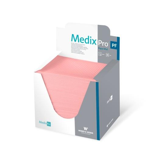 MedixPro gotowy podkład folia 3w 33x48 80 szt. BOX