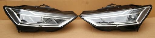 AUDI A7 4K8 фара правая левая 4K8941033C/4K8941034C