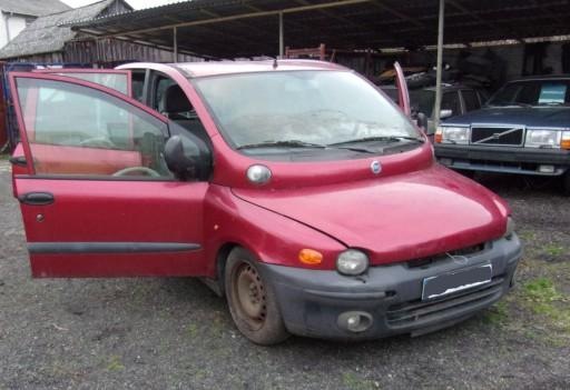 Fiat Multipla Czesci Drzwi Zdrowe Wyprzedaz Pilawa Allegro Pl