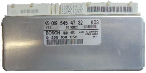 MERCEDES-BENZ W210 VALDIKLIS ETS 0195454732 0265109053