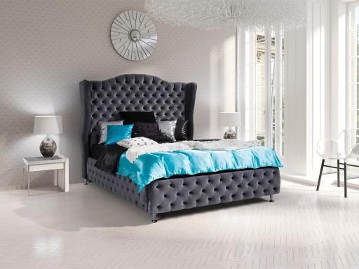 łóżko Tapicerowane Baron 160x200 łóżka Sypialniane