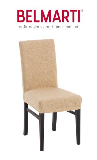 W superbly Uniwersalny pokrowiec na krzesło bawełna 7287275269 - Allegro.pl LD28