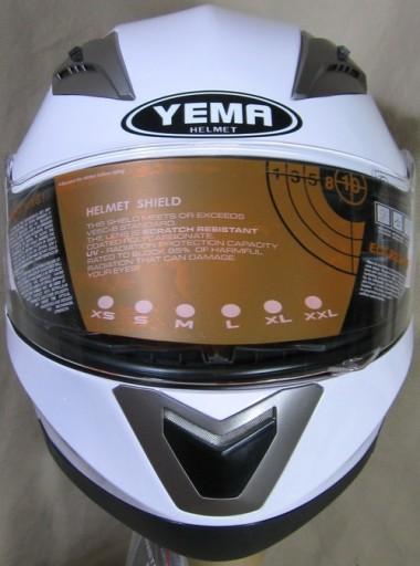 YEMA YM-925 kask motocyklowy 57-58 cm