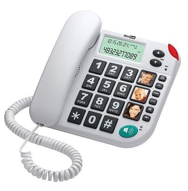 Telefon Stacjonarny Dla Seniora Maxcom Kxt480 6909136436 Sklep Internetowy Agd Rtv Telefony Laptopy Allegro Pl