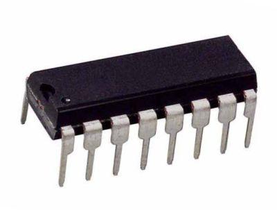 MAX232 DIP16 konwerter RS232 MAX232CPE