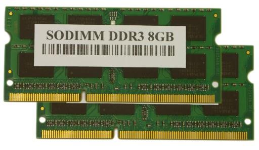 Pamiec Ram Ddr3 16gb Apple Macbook Pro A1278 2011 Sklep Z Czesciami Do Laptopow Allegro Pl