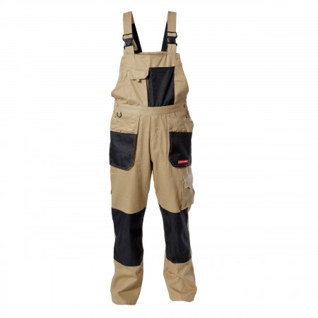 2d9d8e714dd639 LAHTI PRO Spodnie robocze ogrodniczki L /L40601/ 6851089650 - Allegro.pl