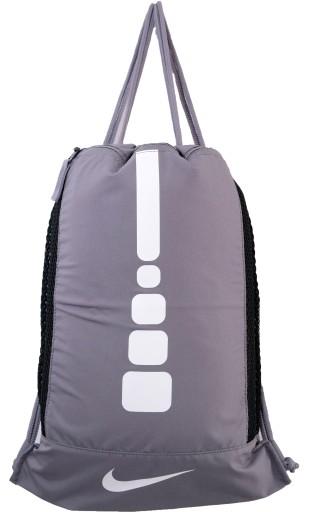 ecfe9ee90c19f NIKE SOLIDNY worek plecak torba trening szkoła 7454231360 - Allegro.pl