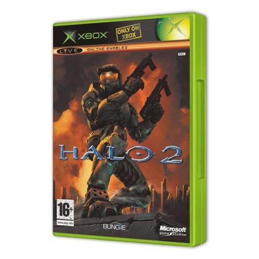 Halo 2 Gwarancja Xbox Stan Uzywany 7161334020 Allegro Pl
