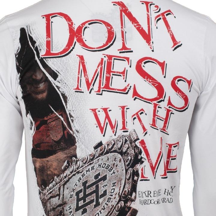 Longsleeve Extreme Hobby Dont Mess XXL 7420827157 Odzież Męska Koszulki z długim rękawem WY CPCIWY-3