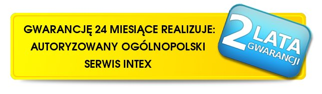 MATERAC DMUCHANY JEDNOOSOBOWY Z POMPKĄ INTEX 66967